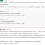 #TERFLogic: Trans surgeon performs reconstructive surgery on FGM victims, which makes her a creep