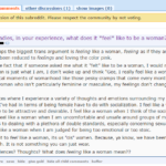 "#TERFLogic: Only cis women ""feel"" like women, trans women can't"